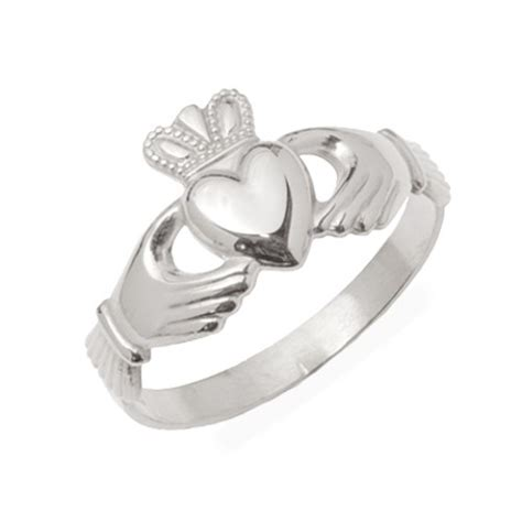 gents claddagh ring in platinum claddagh jewellers