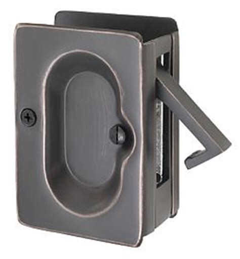 Emtek Products Inc 2101 Emtek Pocket Door Passage Pull Each The Hardware Hut Emtek Hardware Templates