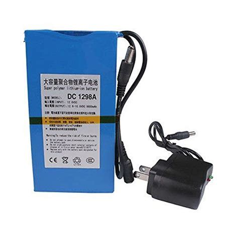 battery pack for table l cleanning with bluetooth