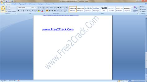 Microsoft Office 2007 Free by Free Microsoft Office 2007 Enterprise Edition
