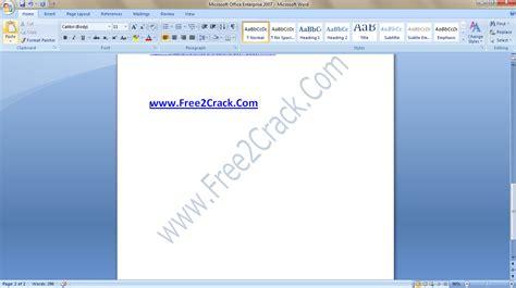 Microsoft Office Enterprise 2007 microsoft office enterprise 2007 plus product key