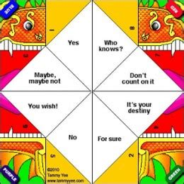 fortune teller template how to make an origami fortune teller a kid s activity