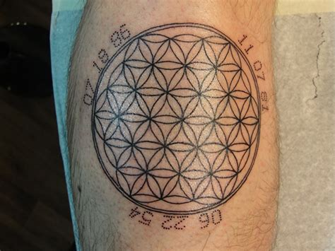flower of life tattoo meaning 25 fabulous flower of designs