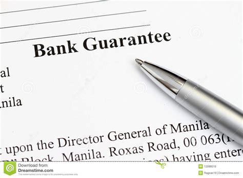 bank guarantee bank guarantee royalty free stock image image 12088516