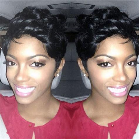 porsha williams hair weave porsha stewart debuts new hair style