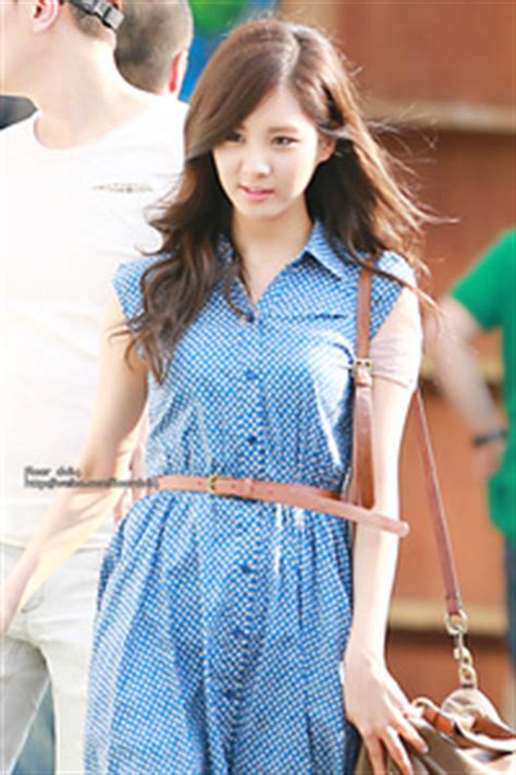 Dress Yuri Polka Black add ur fav member pic in blue dress 5prop