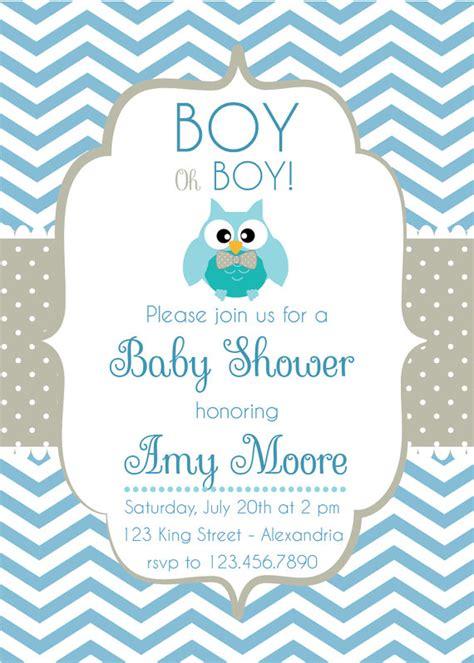 hacer tarjetas de baby shower de buho invitaci 243 n para baby shower con b 250 ho