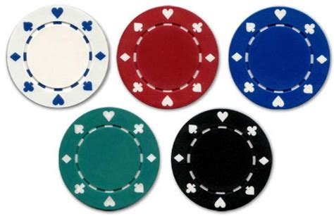 pc suited poker set texas holdem folding table top p