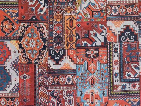 kilim material for upholstery curtain upholstery istanbul kilim terracotta fabric