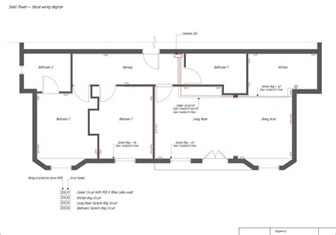 house diagram floor plan house wiring diagram most commonly used diagrams for home wiring in the uk