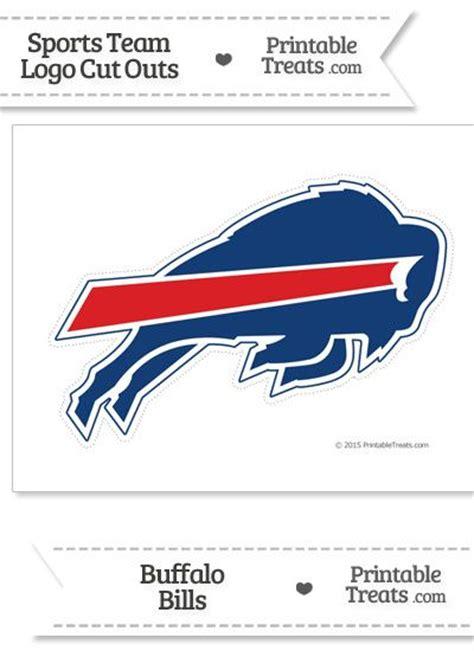 Buffalo Bills Printable Logo printable large buffalo bills logo cut out free