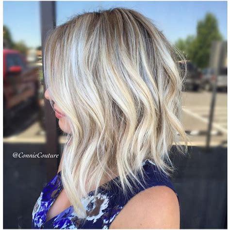 lob haircut meaning rooty blonde lob нαιя ѕтуℓєѕ ι ℓσσνє pinterest