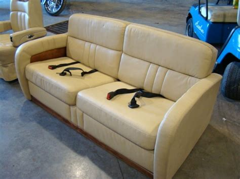 motorhome couch replacement rv parts flexsteel rv leather furniture used for sale auto
