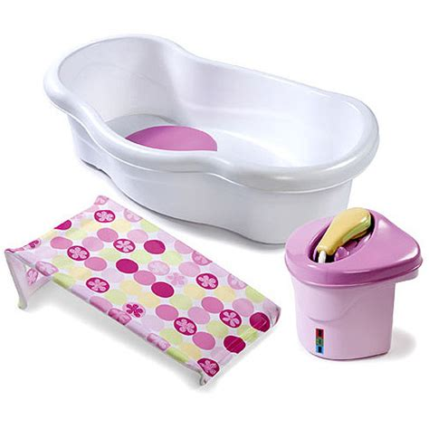 summer infant bath center with shower pink walmart