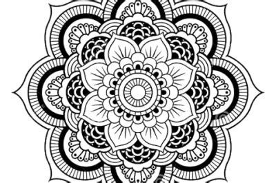 mandala tattoo png download mandala tattoos free png transparent image and