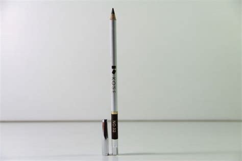 Termurah Eyebrow Pencil 2in1 Pensil Alis 2 Warna Hitam Co eyebrow kose pencil hitam nitaskincare
