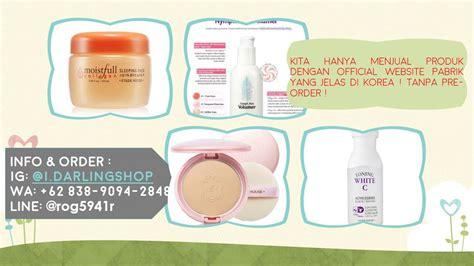 Harga Etude House Kelapa Gading jual kosmetik etude di bandung jual peralatan kosmetik