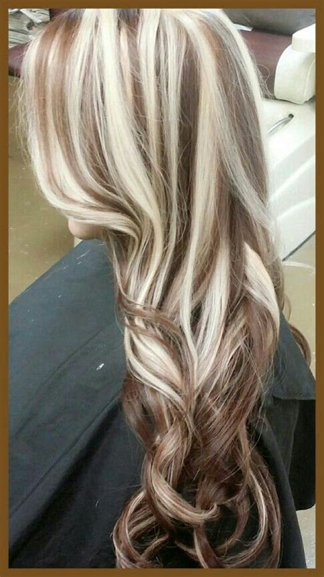 highlights lowlights on front of hair only 1014 best images about streaked hair on pinterest red