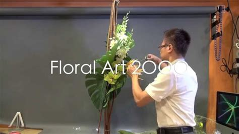 flower design youtube b87 special suspensive floral design 特色懸垂式擺設 youtube