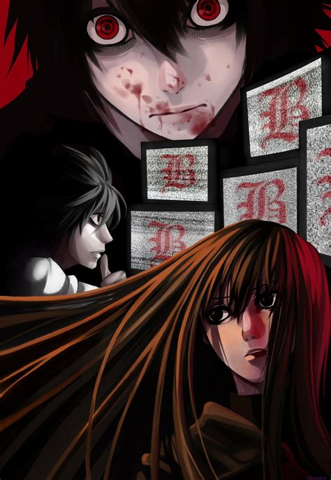 142151883x death note another note the death note another note fan art by itaslipy on deviantart