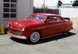 1951 ford custom 2 door coupe 132955