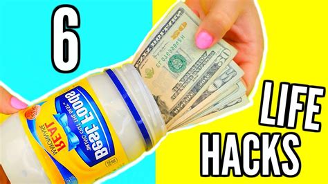 simple life hack how to ask for what you need spiral up simple everyday life hacks you should know youtube