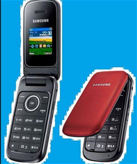Harga Samsung Flip Baru harga hp samsung e1195 terbaru fitur flip baterai
