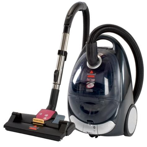 Pet Vacuum Cleaner 66t6 Bissell Pet Hair Eraser Cyclonic Canister Vacuum