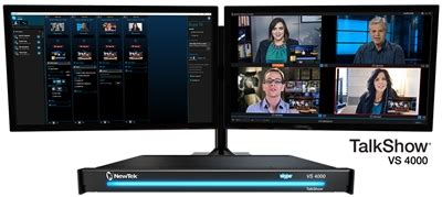 newtek talkshow vs 4000 varto technologies newtek