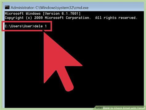 telnet check how to check email with telnet 8 steps with pictures