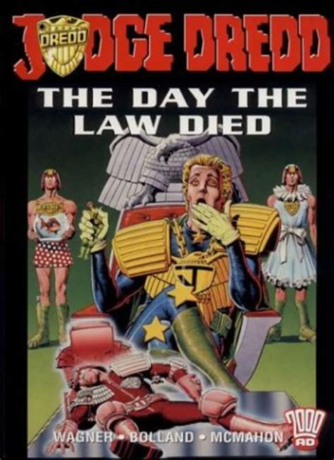 the day john died ebook judge dredd the day the law died by john wagner reviews