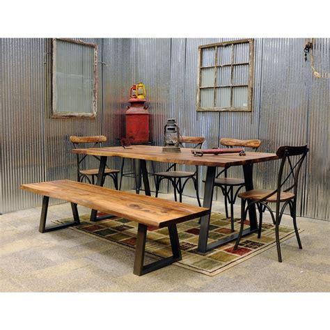 Dining Room Set Home Depot Amerihome 6 Rosewood Dining Set Hcdts The Home Depot