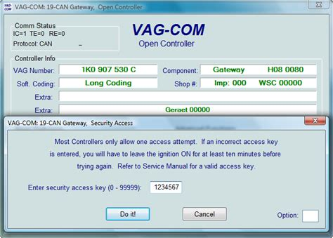 Q7 Tieferlegen Vcds by Ross Tech Vag Tour Security Access