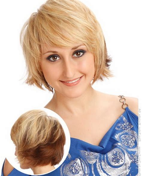images front and back choppy med lengh hairstyles medium short layered hairstyles