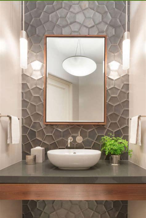 Modern Half Bathroom Design by 59 Phenomenal Powder Room Ideas Half Bath Designs Home