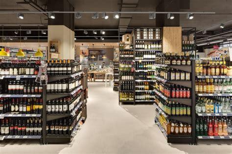 Carrefour Gourmet Market by Interstore Design and Schweitzerproject, Milan ? Italy » Retail