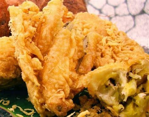 rahsia resepi goreng pisang rangup   minit blogopsi