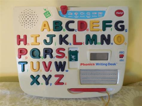 leapfrog phonics writing desk leapfrog phonics writing desk saanich victoria