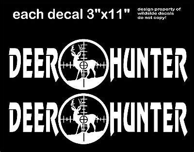 hunting decals car window stickers decal junky pinterest the world s catalog of ideas