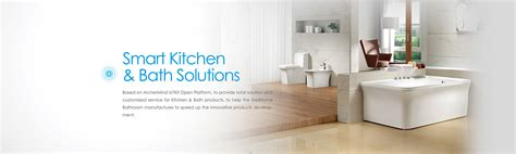 smart bathroom smart kitchen bath archermind