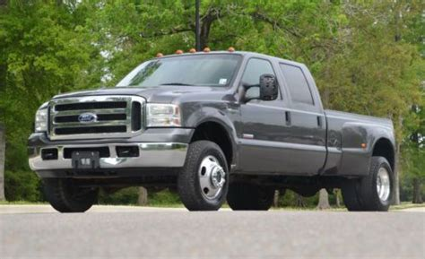 automobile air conditioning repair 1997 ford f350 parking system find used 2007 ford super duty f350 4x4 crew cab dually 6 0l diesel one owner no accidents in