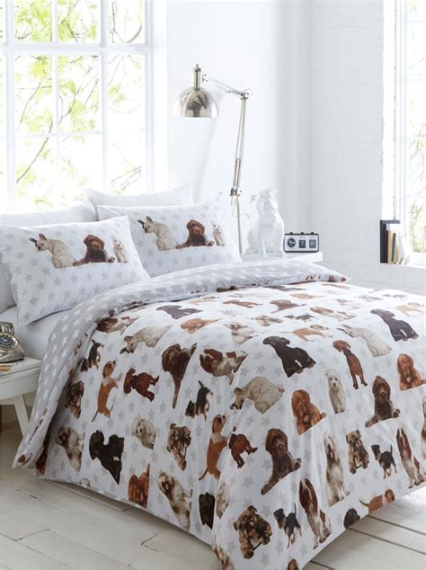 pug comforter pug quilt duvet cover or cushion cover bedding bed sets funky animals new ebay