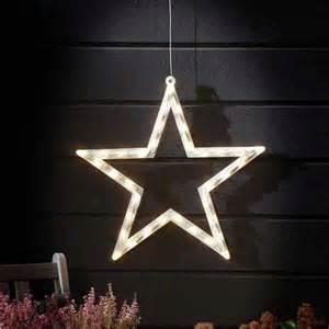 weihnachtsstern beleuchtung konstsmide white led light outdoor