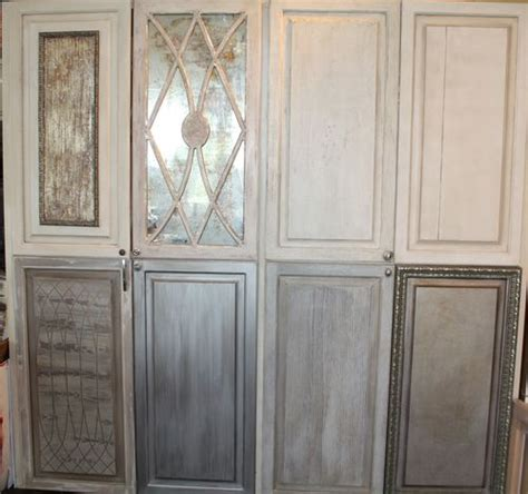 Cabinet Finishes by Class At The Southern Institute Of Faux Finishing On Time