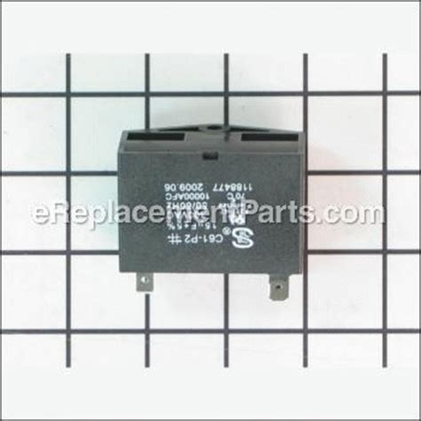 how to test dehumidifier capacitor whirlpool ad70uss0 parts list and diagram ereplacementparts