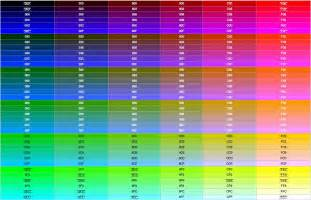 research web safe colors mayb s multimedia web