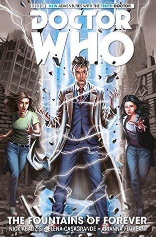 saving a forever home novel volume 3 books doctor who the tenth doctor vol 3 the fountains of