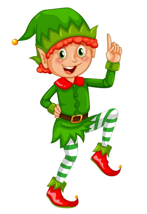 Clipart Pictures Of Elves