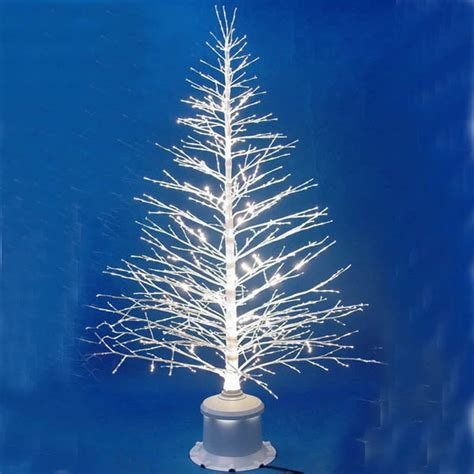 28 best fiber optic twig tree elegant silver twig
