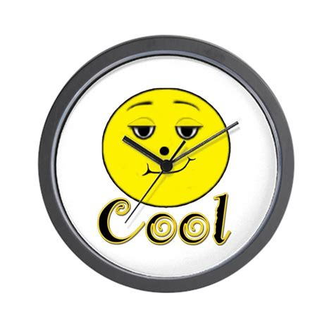 Cool Clock Face For The Home Pinterest | cool clock faces cool clock faces cool happy face wall